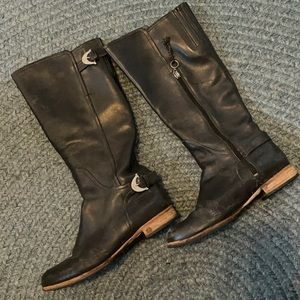 UGG Riding Boots- 8